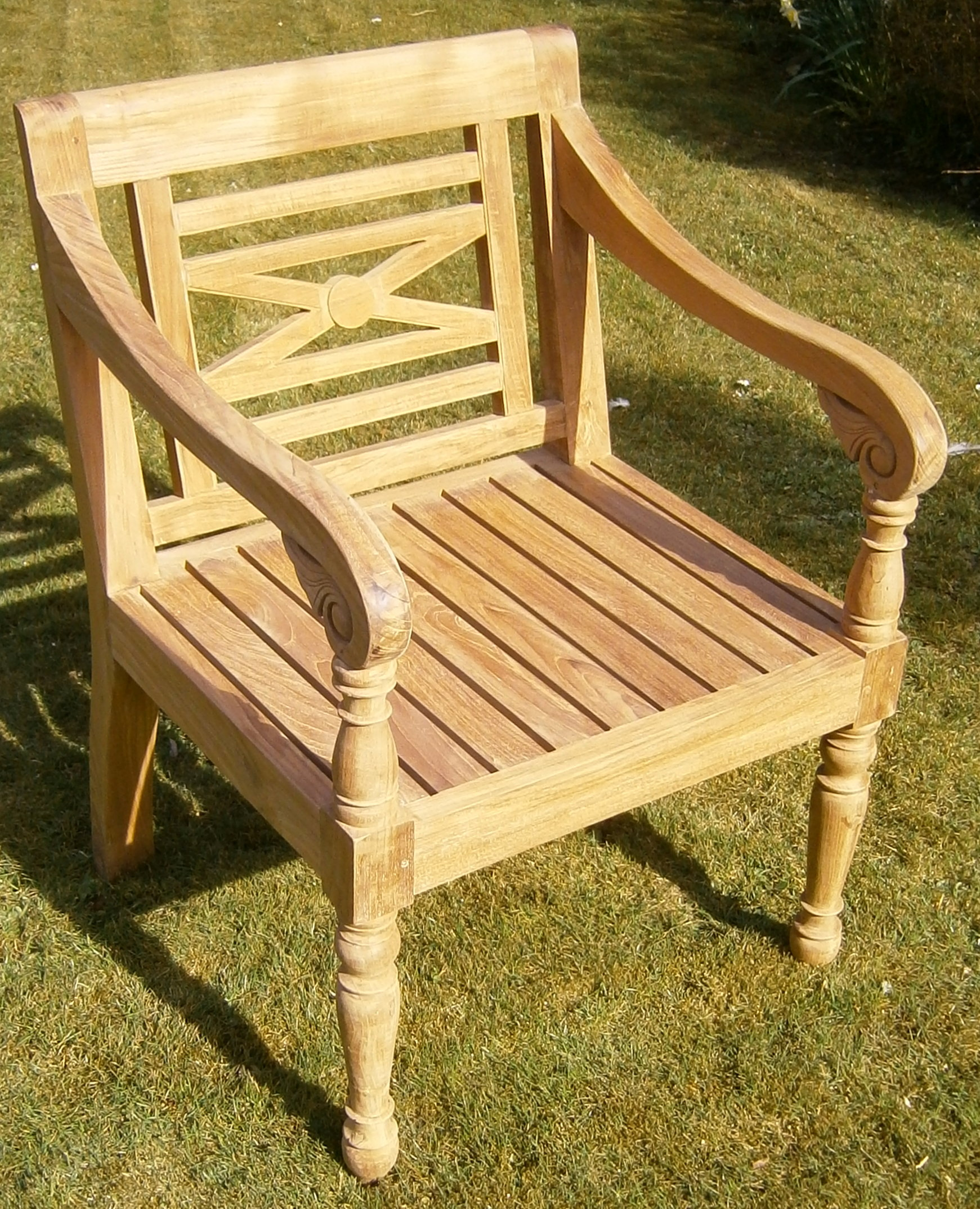 Teak garden furniture product review site latest for Teak outdoor furniture