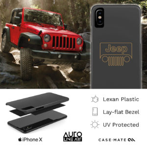 Car Artwork For the iPhone X image