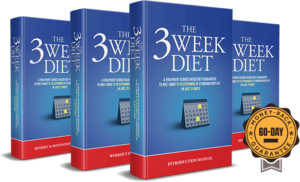 The 3 Week Diet System image