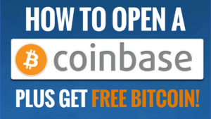 How To Open a Coinbase Wallet Account 2018 image