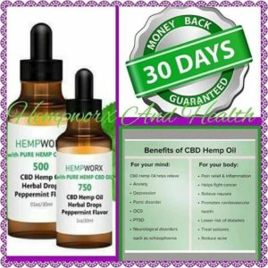 CBD Hemp Oil image