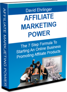 Online Business Promoting Affiliate Products