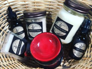Soy Candles Without Harsh Fumes