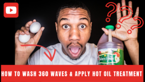 How TO WASH 360 WAVES