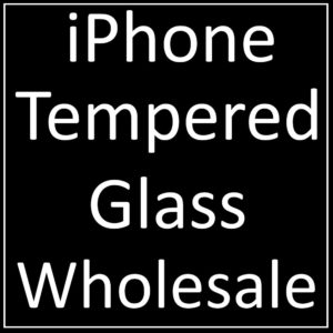 iPhone Tempered Glass (Wholesale)