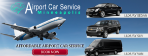 Aiport Car Service Minneapolis