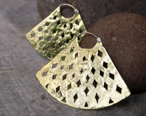 Earrings Inspired by Nature