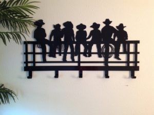 Inspirational Home Decor in Metal