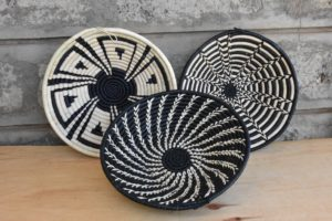 Woven Wall Baskets