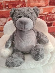 Embroidered Personalised Teddy Bears