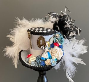 Mini Top Hats and Headpieces